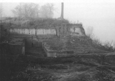 St. Albans Archeological Site image. Click for full size.