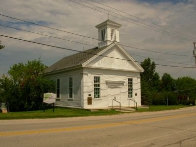 Freewill Baptist Church image. Click for full size.