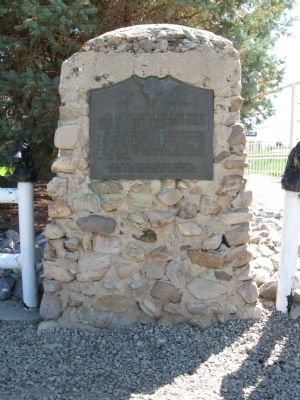 Fort Herriman Marker image. Click for full size.