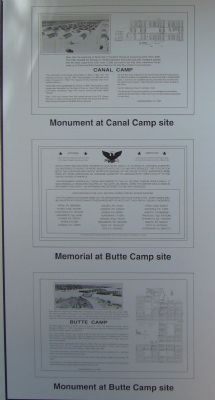 Photos Displayed on Gila River Internment Center Marker image. Click for full size.