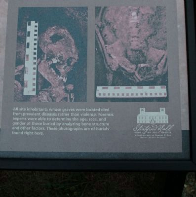Clifts Plantation Burial Ground Marker image. Click for full size.