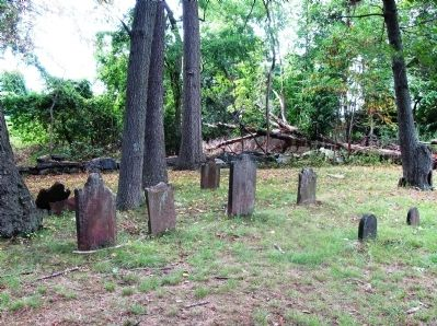 The Purdy Burying Ground image. Click for full size.