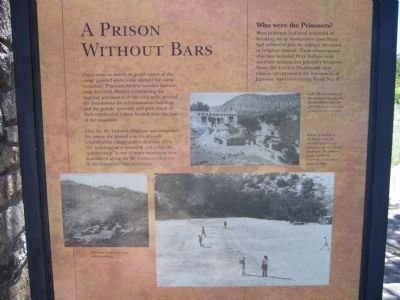 A Prison without Bars image. Click for full size.