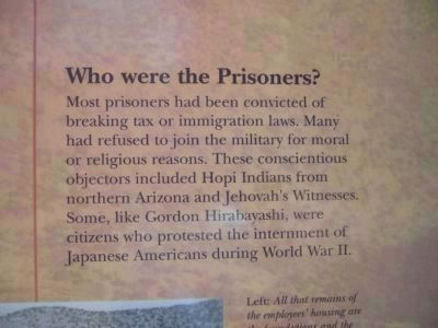 Who were the Prisoners? image. Click for full size.