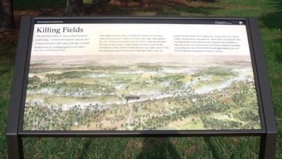 Killing Fields Marker image. Click for full size.