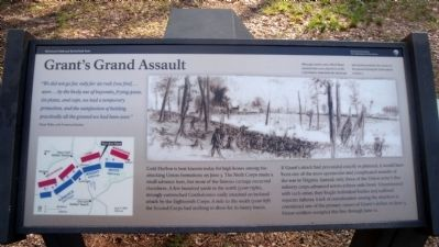 Grant's Grand Assault Marker image. Click for full size.