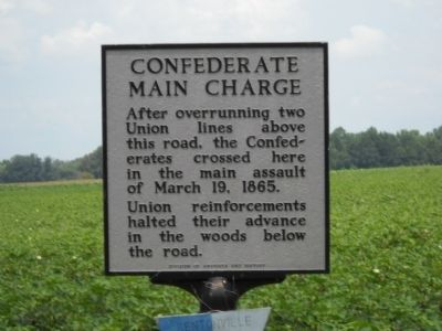 Confederate Main Charge Marker image. Click for full size.