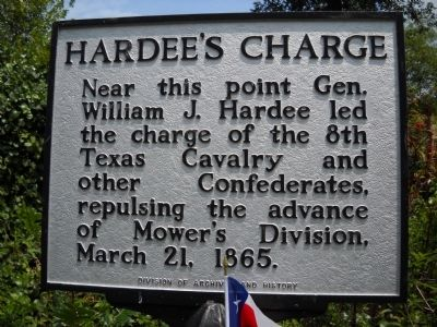 Hardee's Charge Marker image. Click for full size.