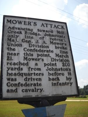 Mower's Attack Marker image. Click for full size.