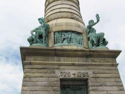 Soldiers and Sailors Monument image. Click for full size.
