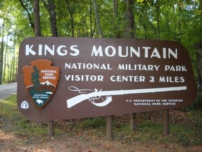 King's Mountain National Military Park image. Click for full size.