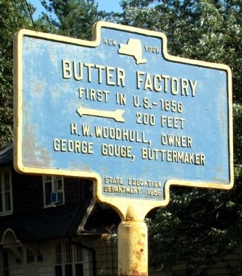 Butter Factory Marker image. Click for full size.