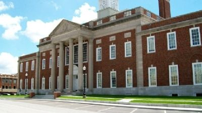 Jackson County Courthouse image. Click for full size.