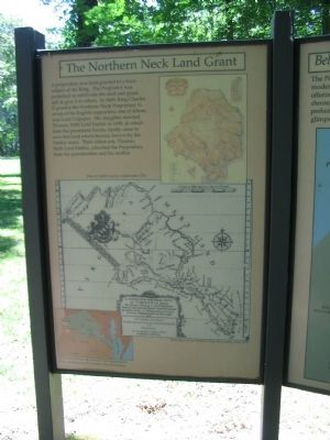 The Northern Neck Land Grant image. Click for full size.