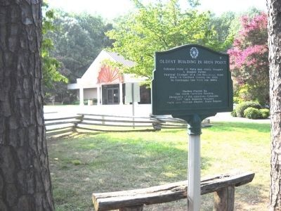 High Point Marker image. Click for full size.