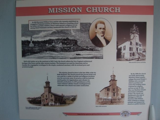 Mission Church Storyboard image. Click for full size.