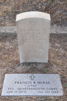 A Grave from the Memorial Area image. Click for full size.
