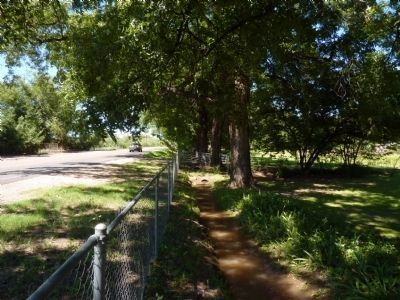 Pecan Lane Rural Historic Landscape image. Click for full size.