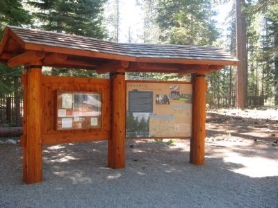 Discover the Tallac Historic Site Marker image. Click for full size.