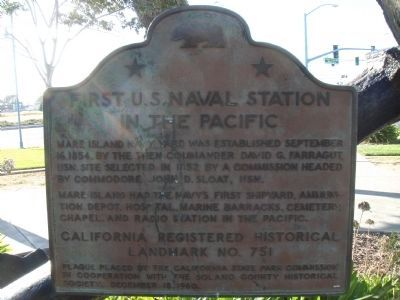 First U.S. Naval Station in the Pacific image. Click for full size.