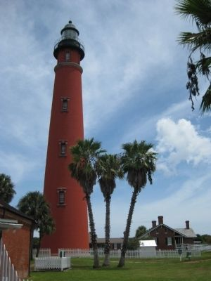 The Ponce de Leon Inlet Lighthouse image. Click for full size.
