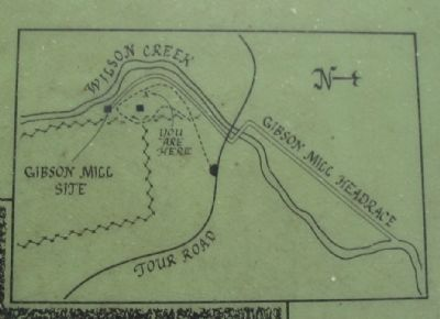 Trail Map showing Millrace image. Click for full size.