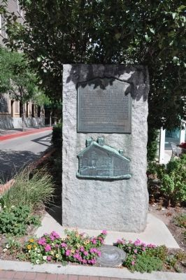 Social Hall Marker image. Click for full size.