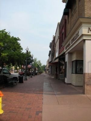 Downtown Florence Historic District image. Click for full size.
