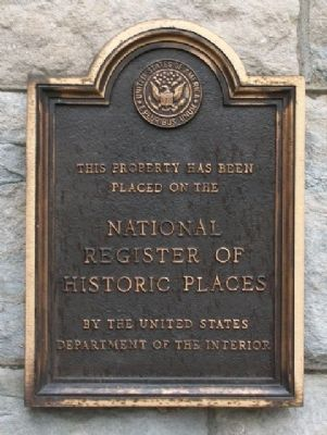 Trinity Episcopal Cathedral Marker image. Click for full size.