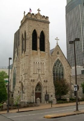 Trinity Episcopal Cathedral image. Click for full size.