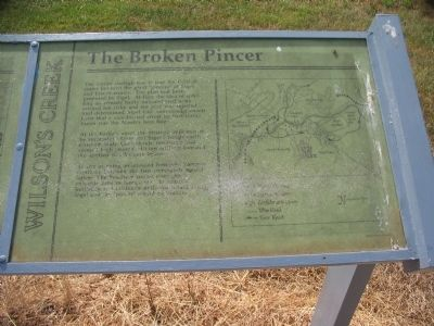 The Broken Pincer image, Touch for more information