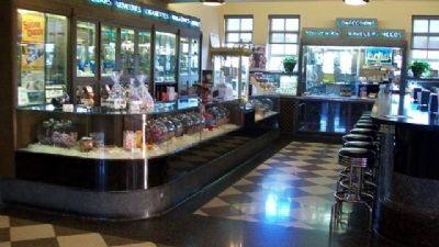Omaha Union Station Soda Fountain & Smoke Shop image. Click for full size.