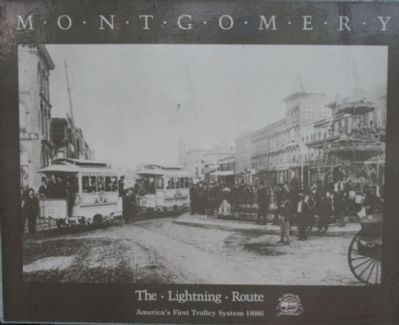 The Lighnting Route in 1886 image. Click for full size.