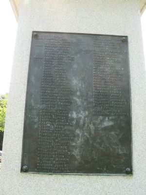 North Plaque image. Click for full size.