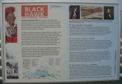 Black Hawk Marker image. Click for full size.