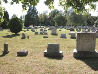 Pennsylvania Run Church Cemetery image. Click for full size.