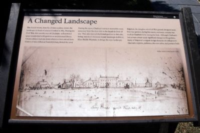 A Changed Landscape Marker image. Click for full size.