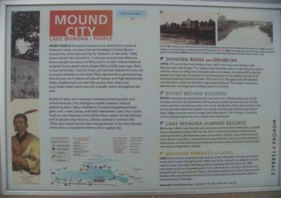 Mound City Marker image. Click for full size.