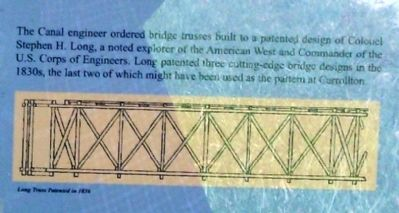Stephen H. Long - Truss Design image. Click for full size.