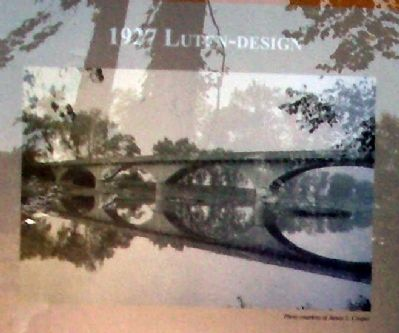 Marker Photo - - 1927 Luten - Design image. Click for full size.
