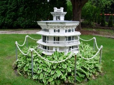 Octagon House Replica image. Click for full size.