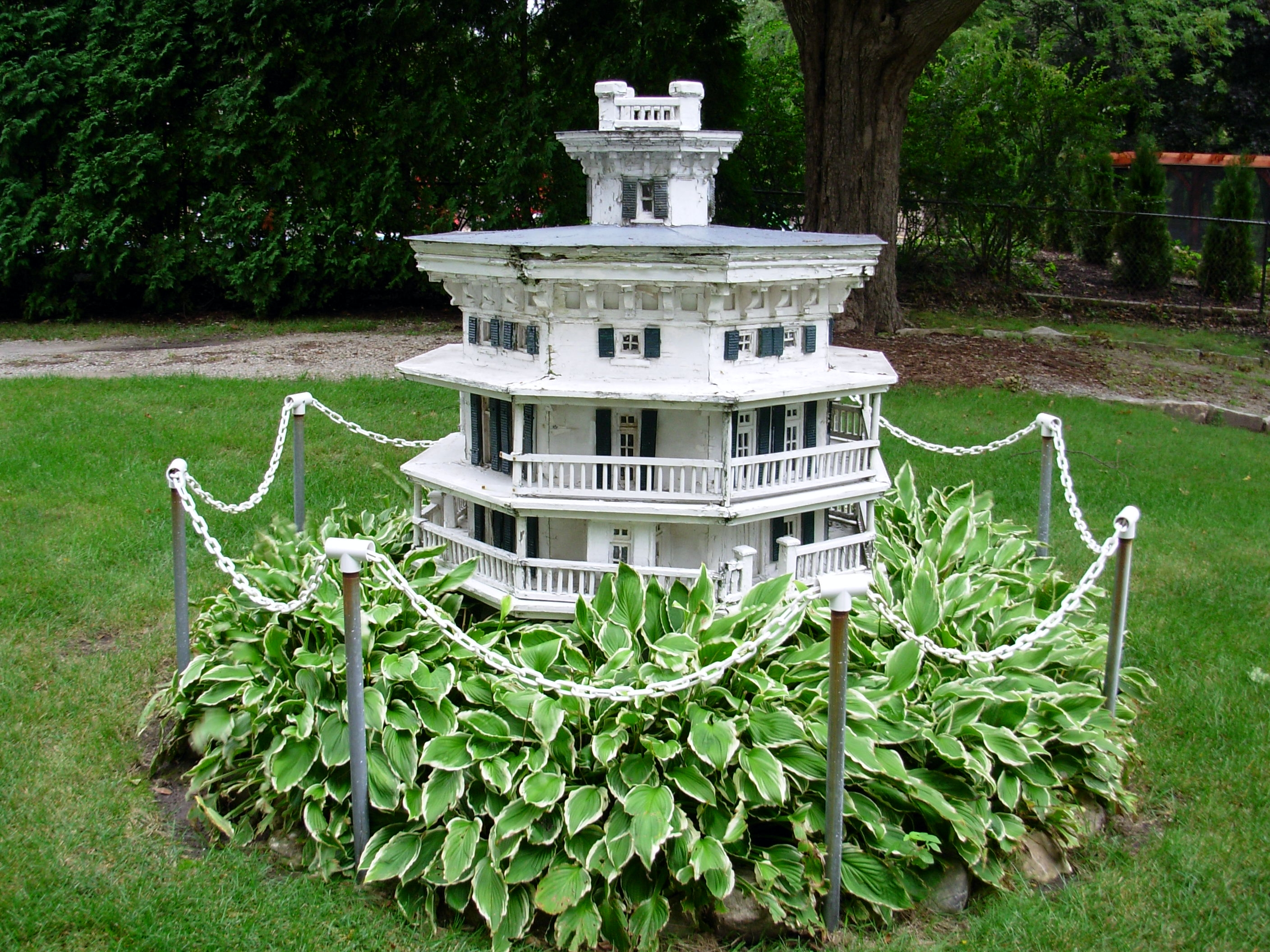 Octagon House Replica