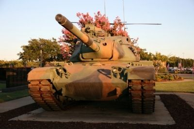 M60A3 TTS Medium Tank image. Click for full size.