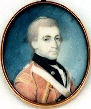 Major Patrick Ferguson<br>(1744&#8211;1780) image. Click for full size.
