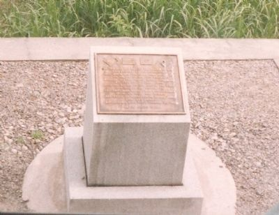 Axe Murder Incident Memorial image. Click for full size.