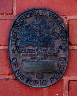 114 (122) Court Square<br>National Register Medallion image. Click for full size.