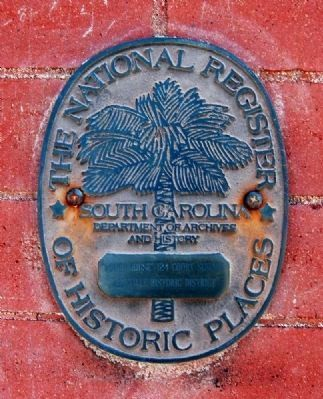 124 Court Square<br>National Register Medallion image. Click for full size.