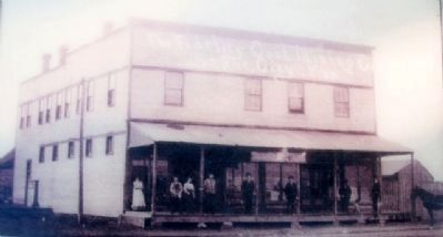 Company Store Photo on Marker image. Click for full size.