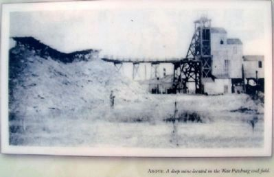Mine Photo on Marker image. Click for full size.
