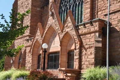 Main Church Entrance image. Click for full size.
